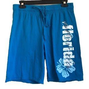 Pants - 🐠 3 for $15 🐠 Blue half sweat Florida logo